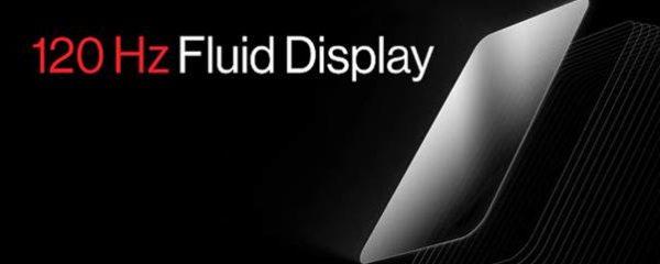 OnePlus 120Hz Fluid Display