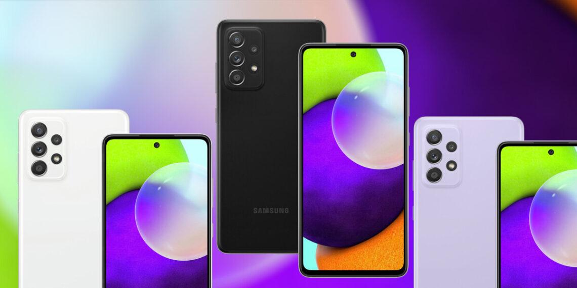 Samsung Galaxy A52 5G, Galaxy A72